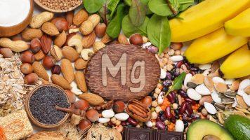 10 Anzeichen für Magnesiummangel