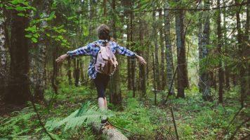 """Die """"reale Mogli"""": Das geschieht, wenn Kinder in der Wildnis groß werden!"""