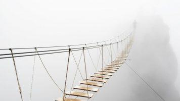 Die 15 gefährlichsten und spektakulärsten Brücken der Welt