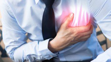 6 Anzeichen für einen Herzinfarkt